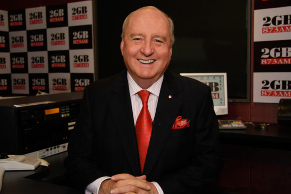 Alan Jones wants to save the Force
