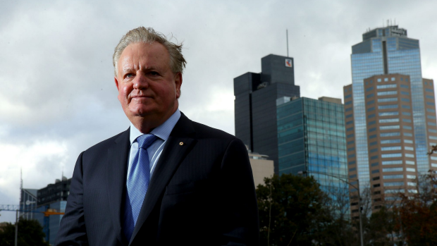 Article image for Satterley joins GST fight