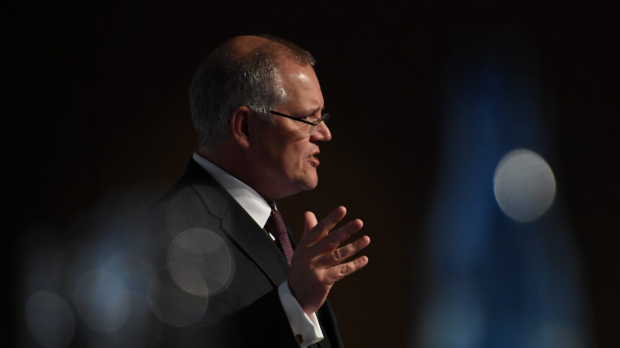 Article image for Federal Treasurer says GST share is not his fault