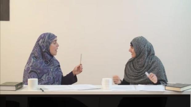 Article image for Hitting wives okay: Women of Hizb ut-Tahrir