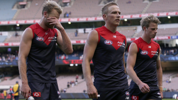 Article image for Dockers down Dees by 2 points