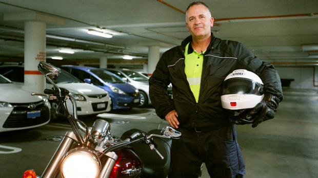 Article image for Motorcycle safety in the spotlight