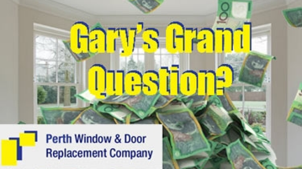 Article image for Win $1000 with Gary Adshead