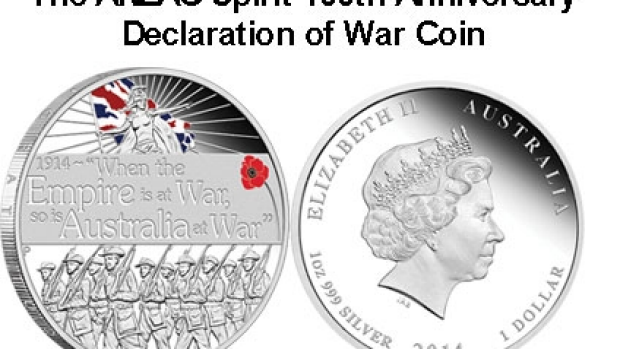 Article image for Win an ANZAC Commemorative Coin