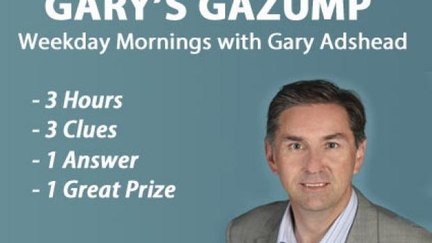 Article image for Gary's Gazump on 6PR Mornings