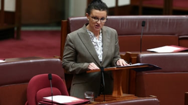 Article image for Jacqui Lambie fights for ADF pay rise