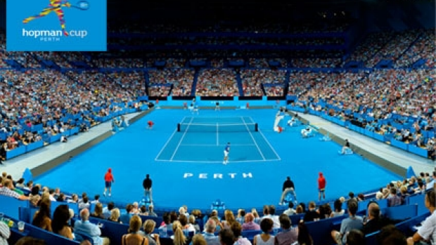 Article image for Hopman Cup