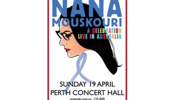 Article image for Nana Mouskouri