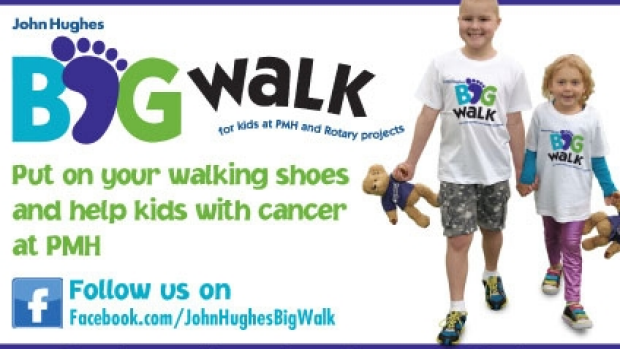 Article image for John Hughes Big Walk