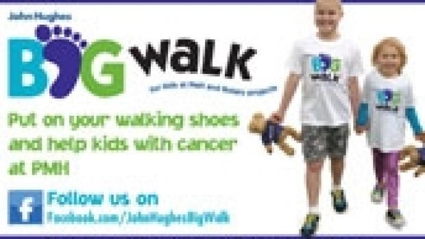 Article image for John Hughes Big Walk