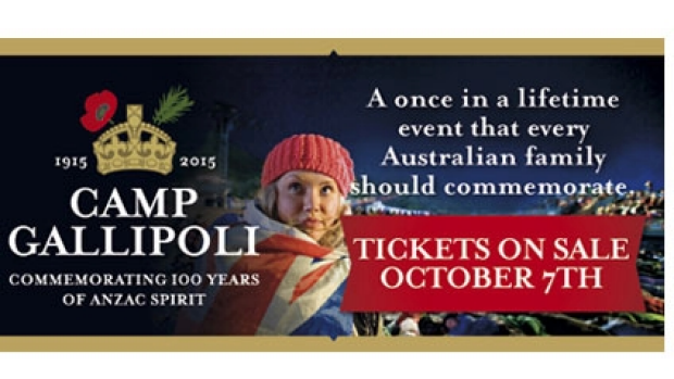 Article image for Experience the birth of the Anzac Spirit at Camp Gallipoli