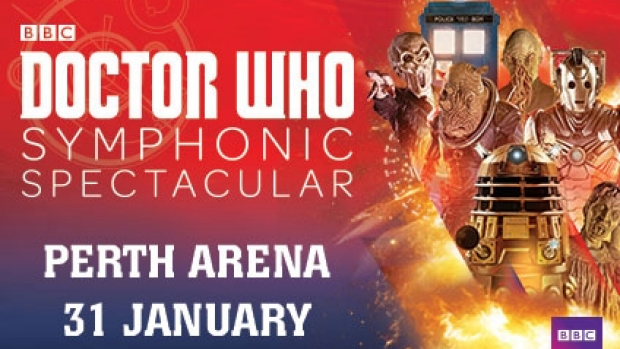 Article image for Doctor Who Symphonic Spectacular