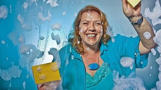 Article image for Shannon Lush the Queen of Clean