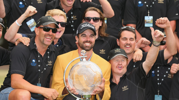 Article image for Cullen clinches Australian Masters