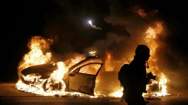 Article image for Riots in Missouri over Ferguson verdict