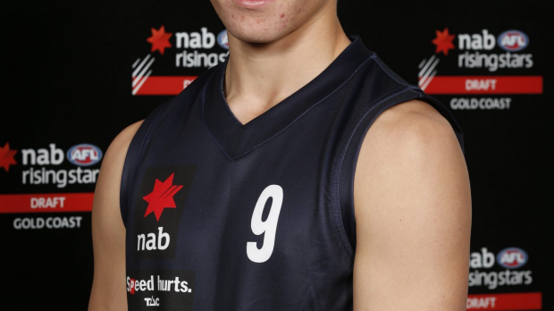 Article image for West Coast Eagles top Draft pick Liam Duggan