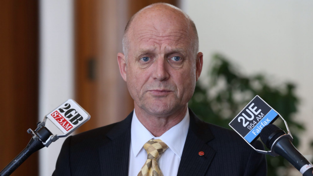 Article image for Senator issues warning to PM over same sex marriage bill