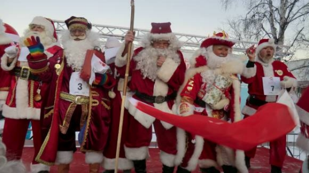 Article image for Santa Winter Games. Yes they really exist