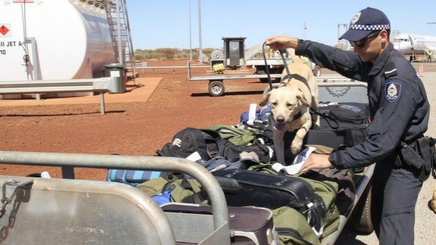 Article image for Police launch Operation Redwater to tackle drugs on mine sites
