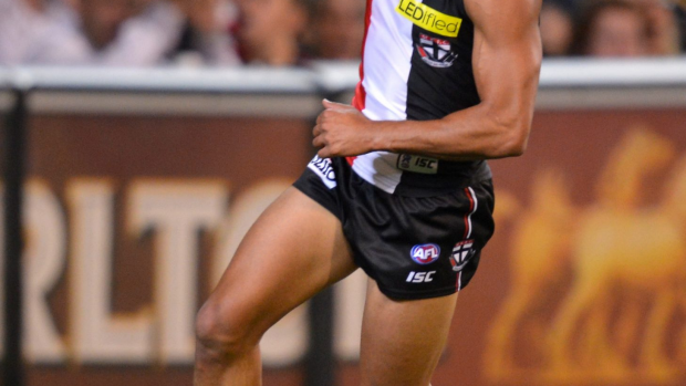 Article image for Ahmed Saad re-drafted as rookie at Saint Kilda