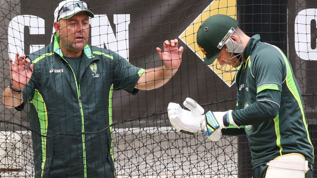 Article image for Darren Lehmann says Aussie cricket team will be ready for first test
