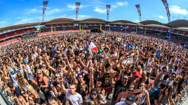 Article image for Drugs, Doof and Dills Stereosonic festival marred by violence