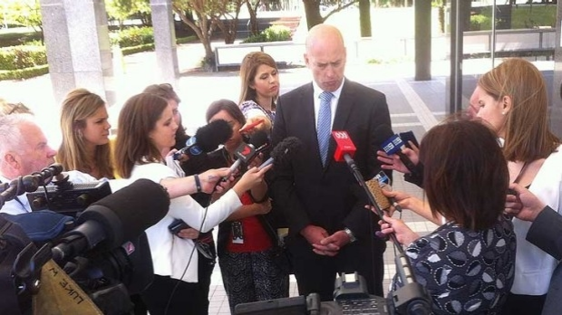 Article image for Labor calls Dean Nalder's penalties a token effort by Premier