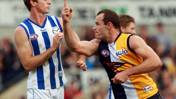 Article image for Shannon Hurn named West Coast Eagles captain