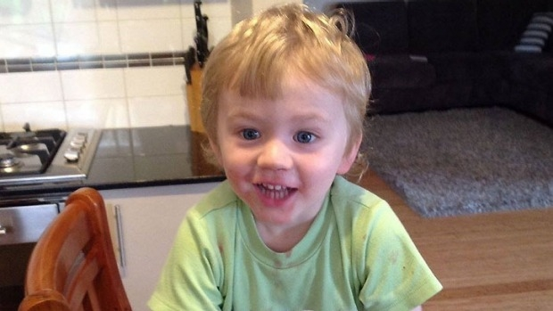 Article image for Help find missing toddler Samuel (Sammy) Trott