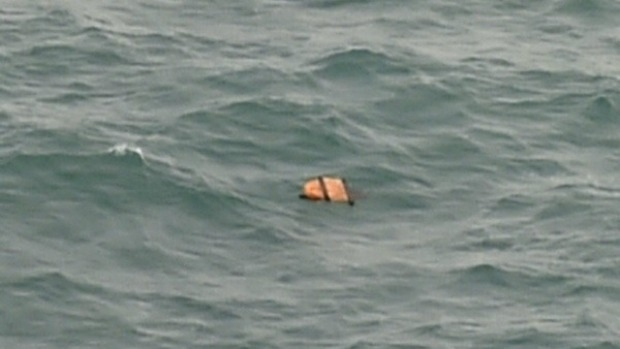 Article image for Indonesian officials confirm debris and bodies spotted in Java Sea is from missing Air Asia flight 8501
