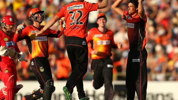 Article image for Scorchers continue to surprise their coach