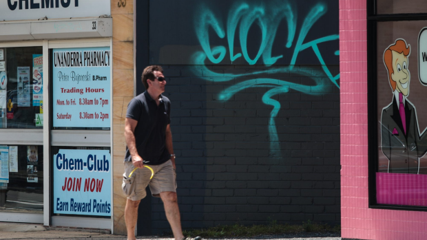 Article image for Perth hit with $2.5 million graffiti clean up bill