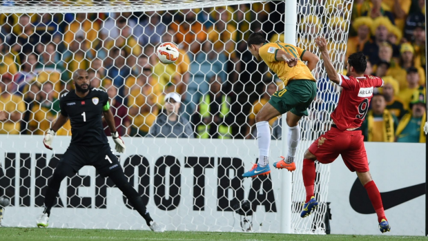 Article image for Socceroos fearless, says Sainsbury