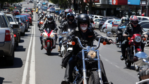 Article image for A working group has been set up to tackle WA's motorcycle road toll.
