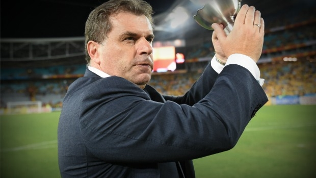 Article image for Ange eyes Socceroo acceptance