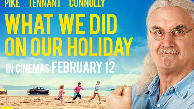 Article image for 6PR is giving you the chance to win a double pass to see the new British comedy 'What We Did On Our Holiday'
