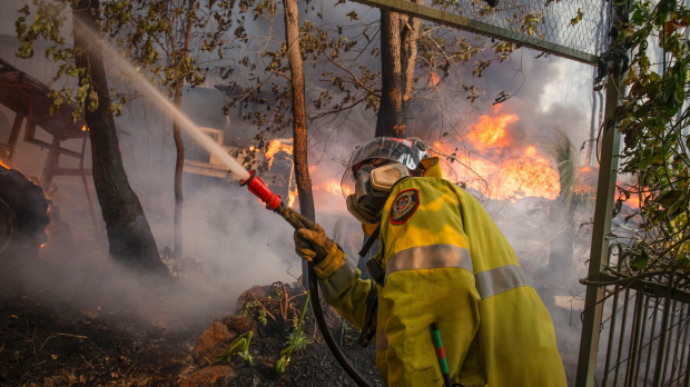 Article image for Looking out for our fireys