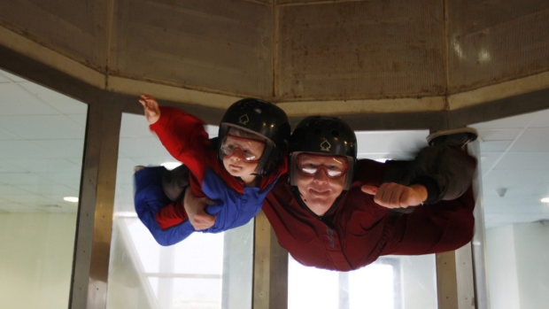 Article image for Indoor skydiving centre to be set up in Perth