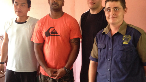 Article image for Bali Nine duo fear execution won't be quick.
