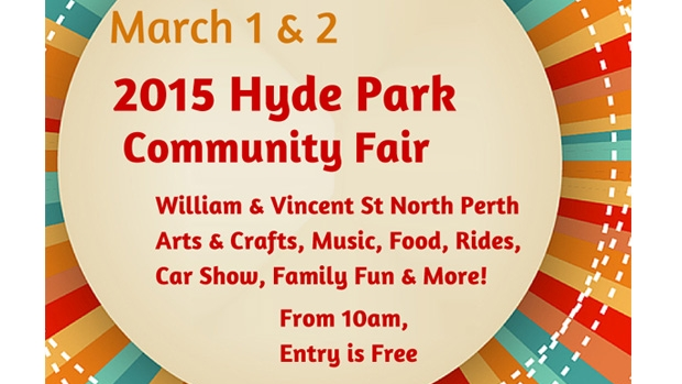 Article image for Hyde Park Community Fair