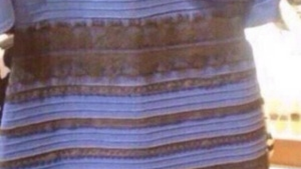 Article image for #Dressgate: The white and gold dress making our mind work until it's black and blue