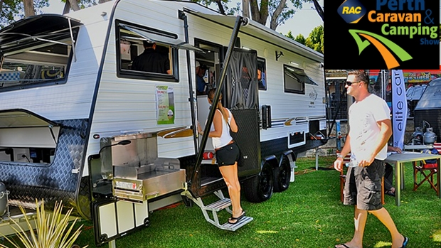 Article image for The RAC Perth Caravan & Camping Show