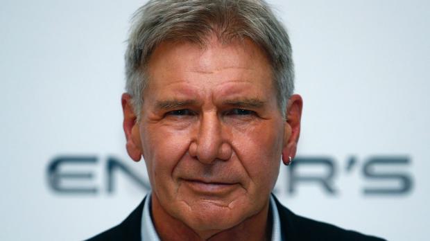 Article image for Star Wars actor Harrison Ford injured in plane crash