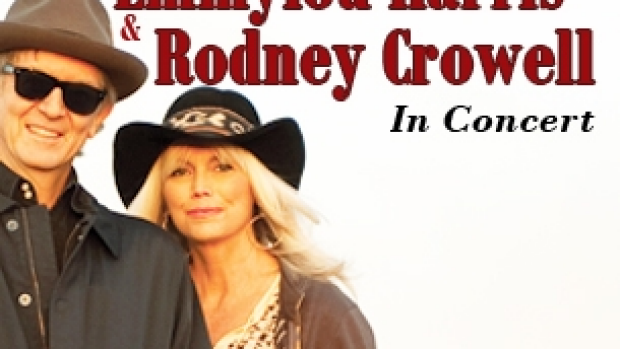 Article image for Emmylou Harris & Rodney Crowell