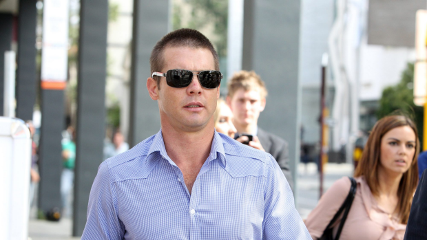 Article image for Former Eagles star Ben Cousins detained by police