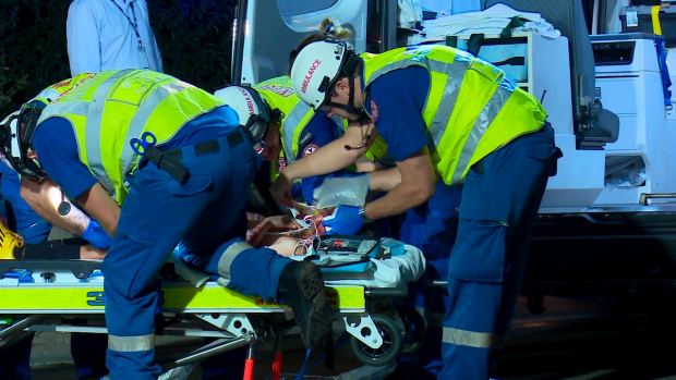 Article image for Paramedics stretched thin