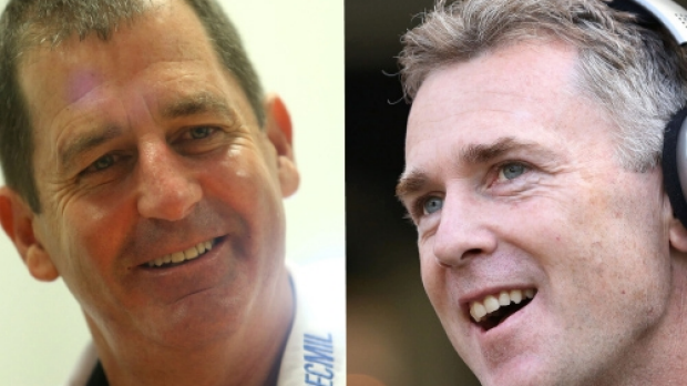 Article image for Ross Lyon and Adam Simpson