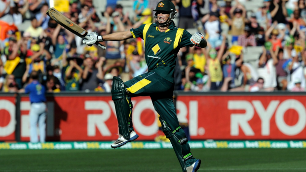 Article image for Adam Voges included in Ashes squad at age 35
