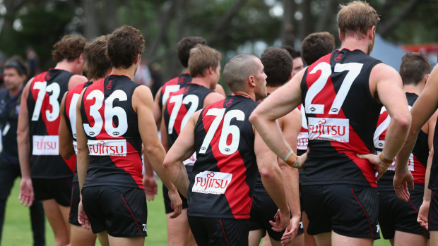 Article image for Essendon players cleared to play this weekend