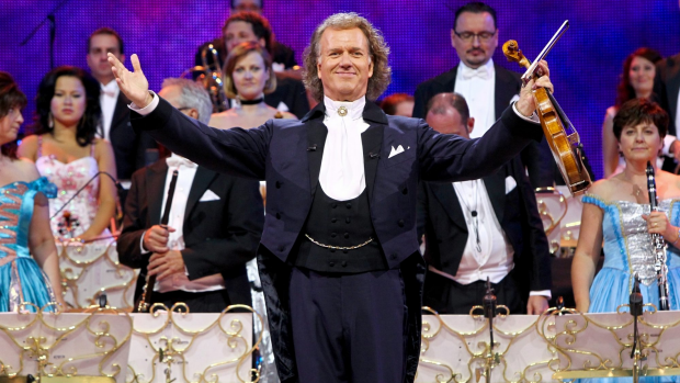 Article image for Andre Rieu's praise for Perth